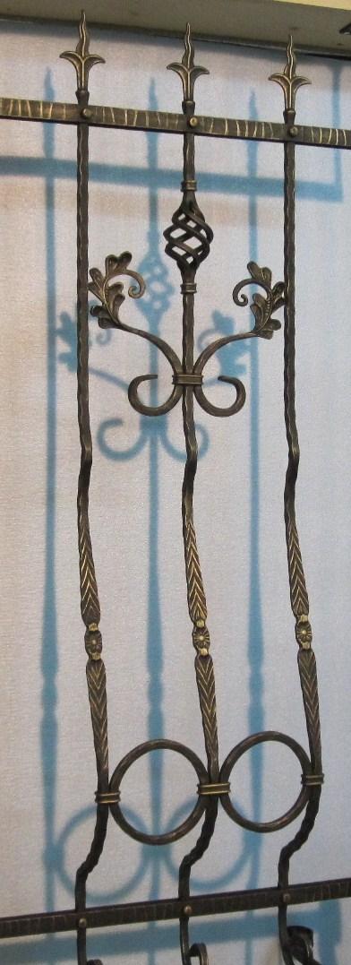 кованые решетки фото