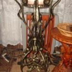 Старинное искусство создания кружев из металла