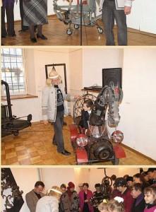 выставка мастера кузнечного дела
