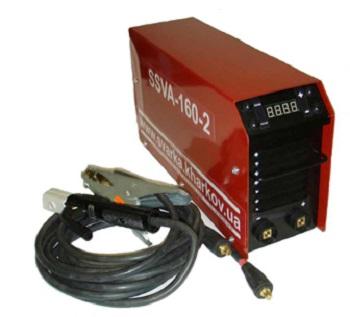 Сварочный аппарат с зарядным устройством «SSVA-160-2».