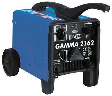 Blue Weld Gamma 2162