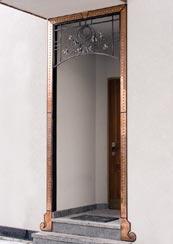 двери ковка фото