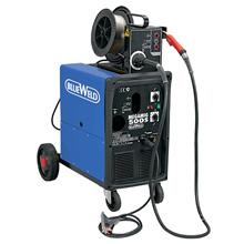 Blueweld MEGAMIG 500S- сварочный полуавтомат
