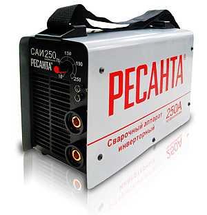 Сварочный аппарат Ресанта 250