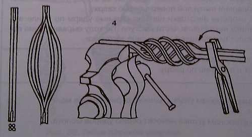 учимся кузнечному делу- операции ковки