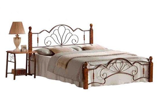 кровать, ковка
