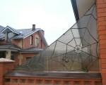 решетка паутина