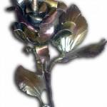 кованая роза