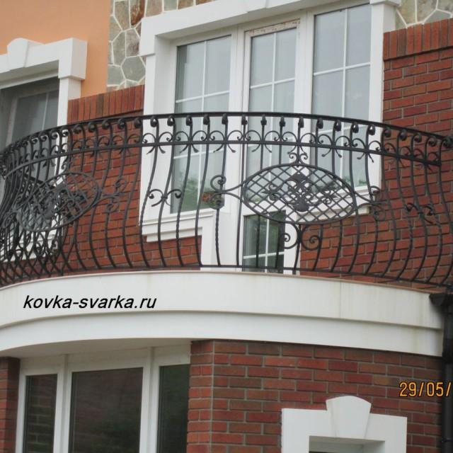 Фото балконных перил