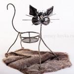 ковка-кот- подставка