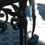 Фото кованых принадлежностей для мангал