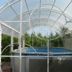 Фото павильона для бассейна
