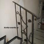 Фото перил для лестницы