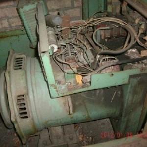 Сварочный генератор подлежит ремонту.