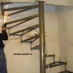 Фото винтовой лестницы