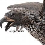 Фото кованого орла