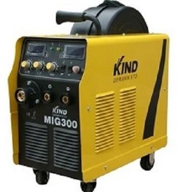 Однокорпусной сварочный полуавтомат «Kind MIG 300».