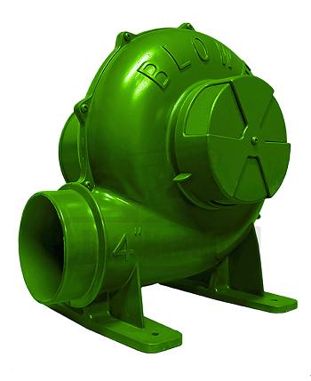 Вентилятор кузнечного газового горна.