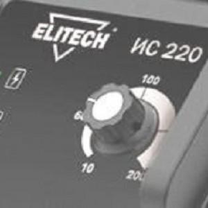 Панель управления «Elitech ИС 220».