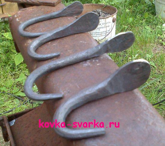 kriuchki-kovanye