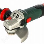 Metabo WEVA 15-150 Quick — мощная, прочная, эргономичная, надежная болгарка