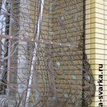 Ковка- фото. Решётки, балконы, перила от кузнецов их Коврова, Владимирская область.