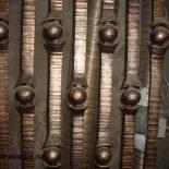 Кованые предметы интерьера, качели,ворота, перила от Юрия Малышева