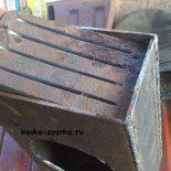 Как изготовить горн кузнечный переносной из подручных материалов (часть 1). 30 фото и видео