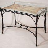"Кованный стол ""Бамбук"""