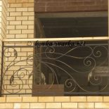 Балконы кованые (фото)