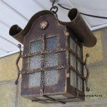 Кованые фонари (фото)