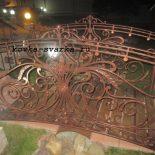 Кованые мостики (фото)