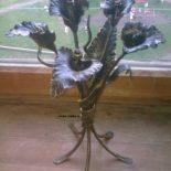 Кованые цветы, цветочница, мангал и прочее из Кемерово