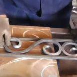 Сварка кованых перил